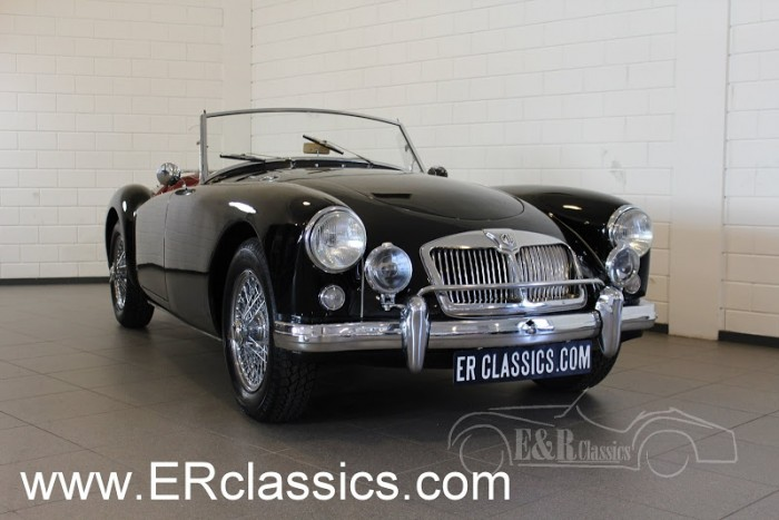 MG MGA Cabriolet 1962 for sale