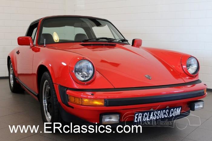 Porsche 911 SC Targa 1982 for sale