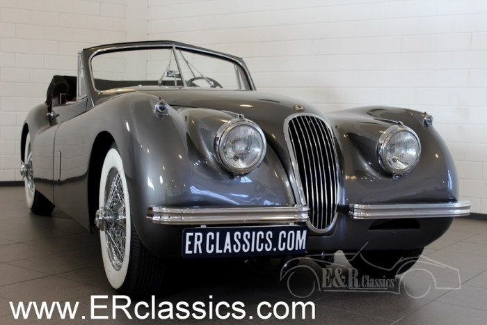 Jaguar XK120 Drophead Coupe 1953 for sale