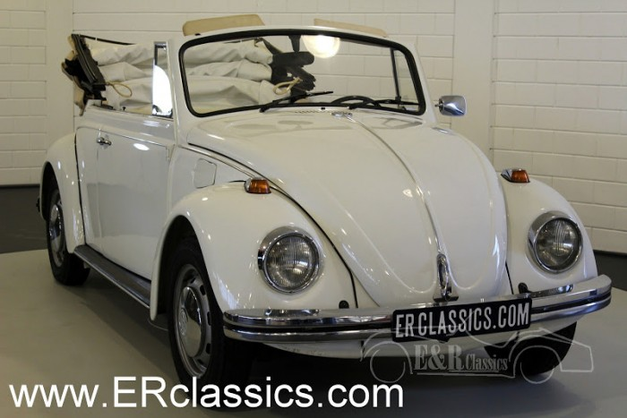 Volkswagen Beetle Cabriolet 1968 for sale