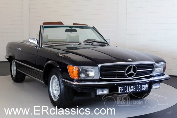 Mercedes Benz 350SL Cabriolet 1971 for sale