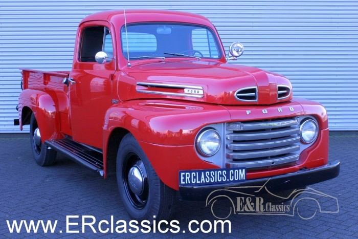 Ford F3 Pick-Up 1948 for sale