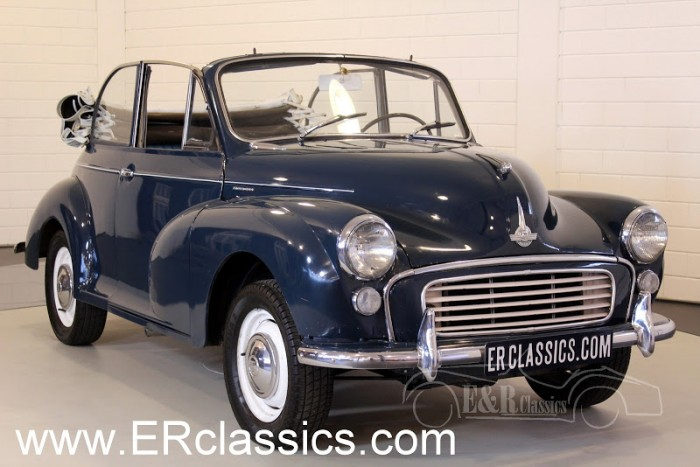 Morris Minor 1000 Cabriolet 1967 for sale