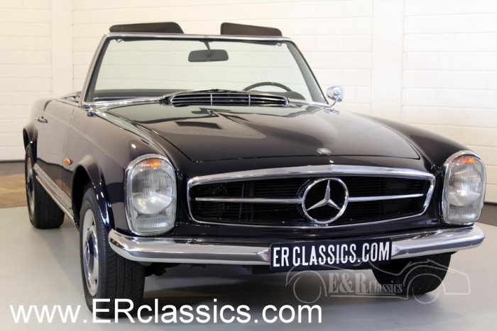 Mercedes Benz 230SL Cabriolet 1964 for sale