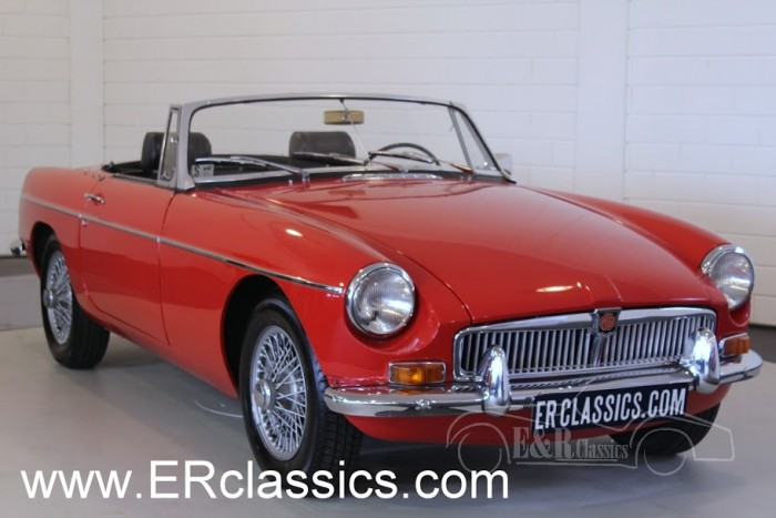 MG MGB Cabriolet 1969 for sale