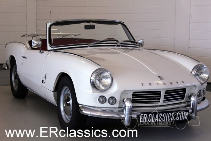 Triumph Spitfire Cabriolet 1966 for sale