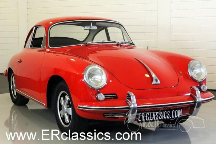 Porsche 356 C Coupe 1965 for sale