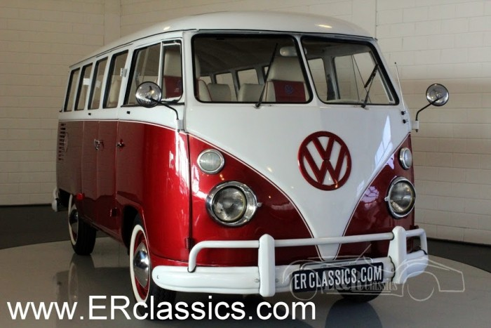 Volkswagen T1 Bus 1965 for sale