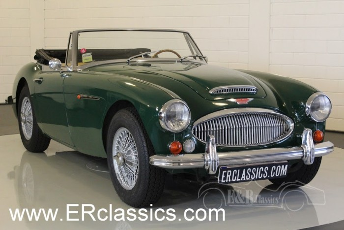 Austin Healey 3000 MKIII 1967 for sale