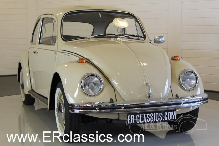 Volkswagen Beetle Coupe 1971 for sale