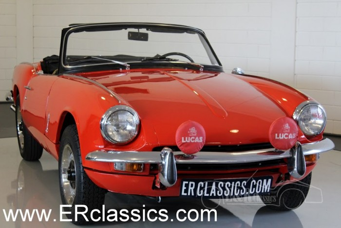 Triumph Spitfire Cabriolet 1970 for sale
