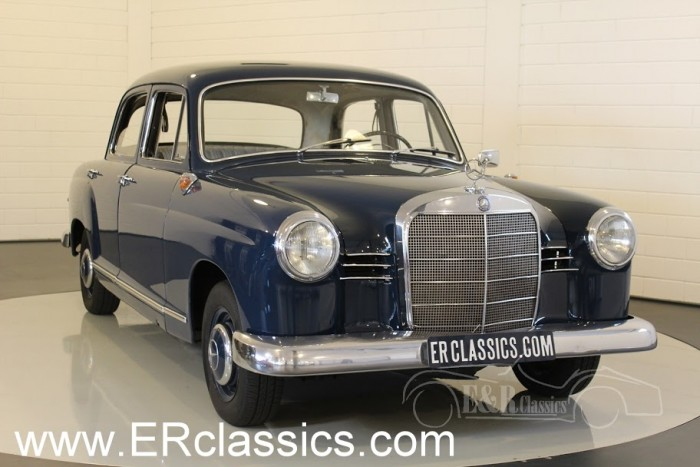 Mercedes Benz 180 Saloon 1960 for sale