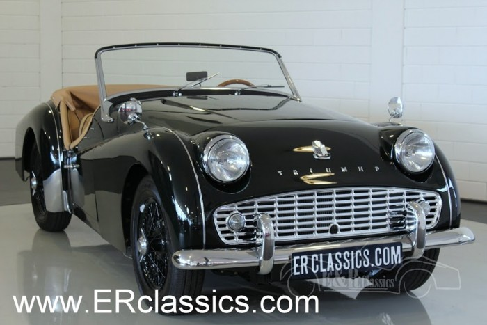 Triumph TR3 A Cabriolet 1960 for sale