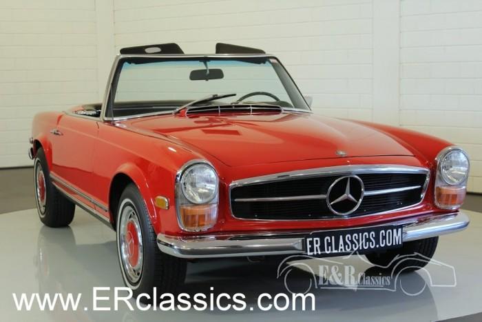 Mercedes Benz 280SL Cabriolet 1968 for sale