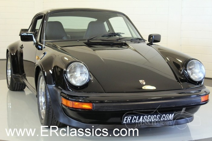 Porsche 930 Turbo Coupe 1980 for sale