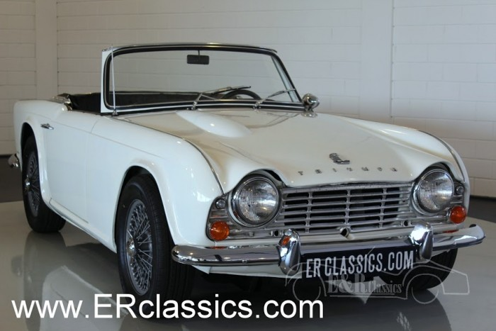 reputable site a1693 02485 View all photos Triumph TR4 Cabriolet 1964 for sale