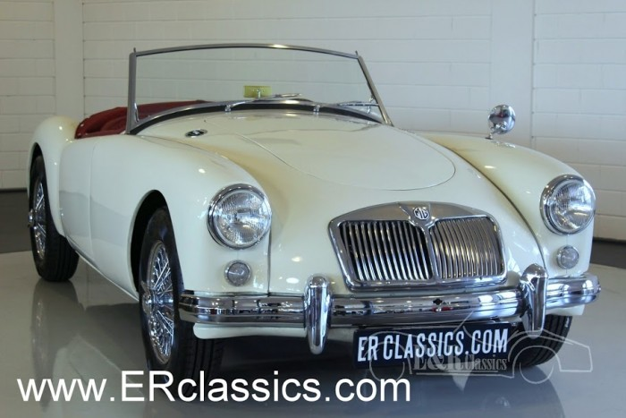 MG MGA Cabriolet 1959 for sale