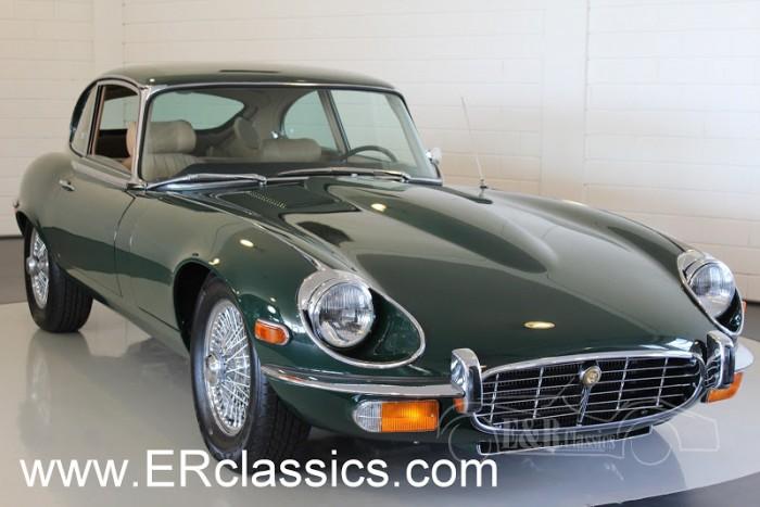 Jaguar E-Type 2+2 Coupe 1971 for sale