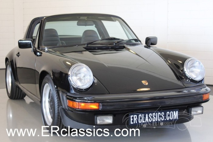 Porsche 911 Targa 1981 for sale