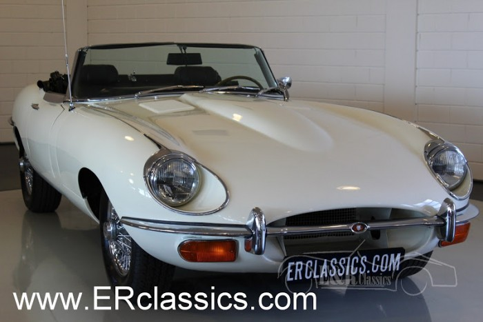 Jaguar E-Type Roadster 1970 for sale
