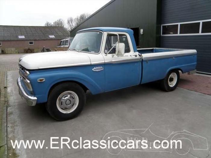 Predám Ford 1966