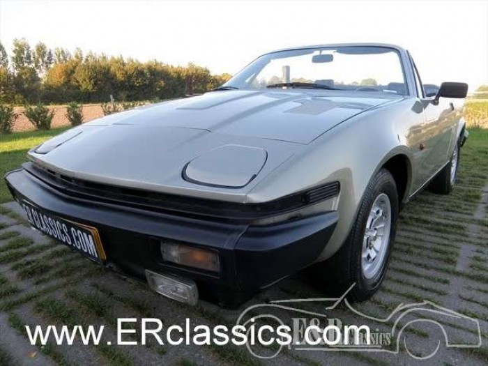 Triumph 1980 למכירה
