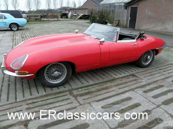 Jaguar 1965 eladó