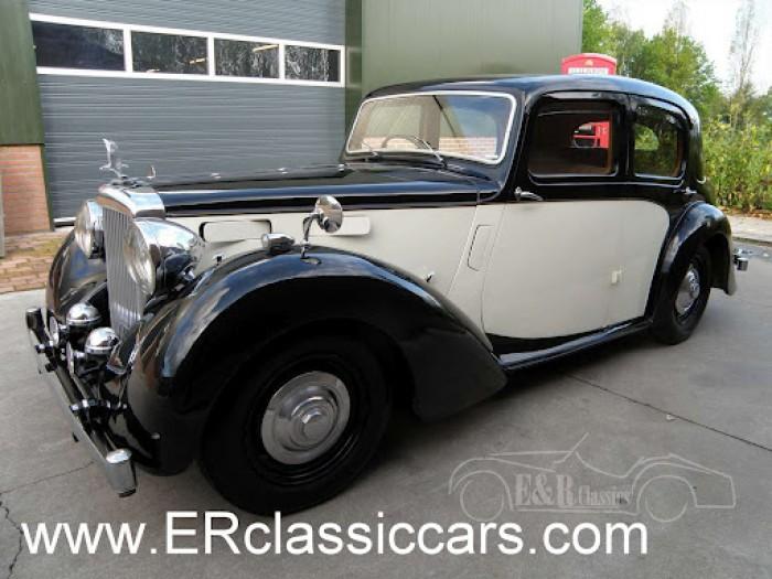 Alvis 1949 for sale