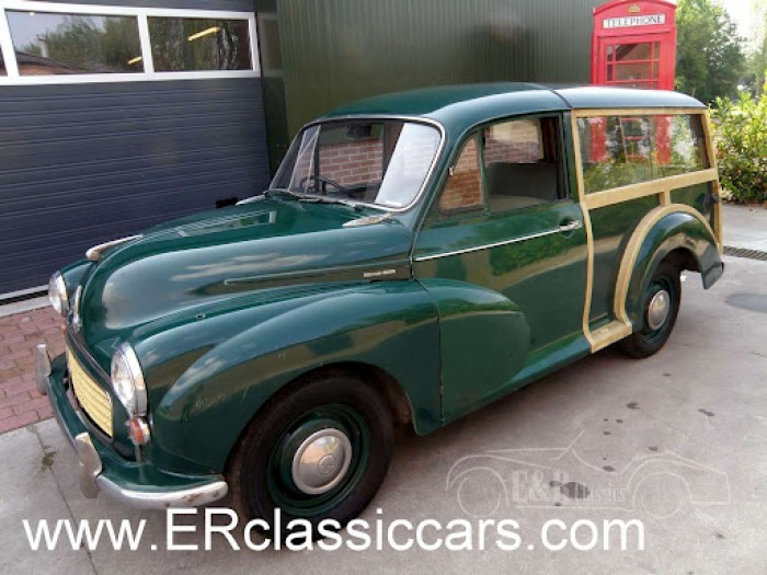 Morris 1963 for sale
