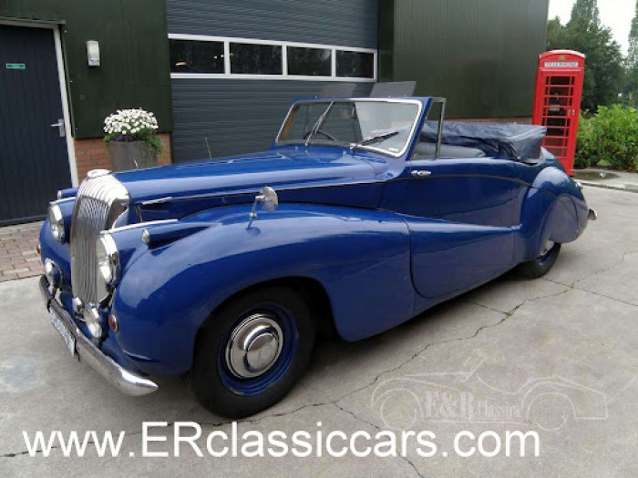Daimler 1951 for sale