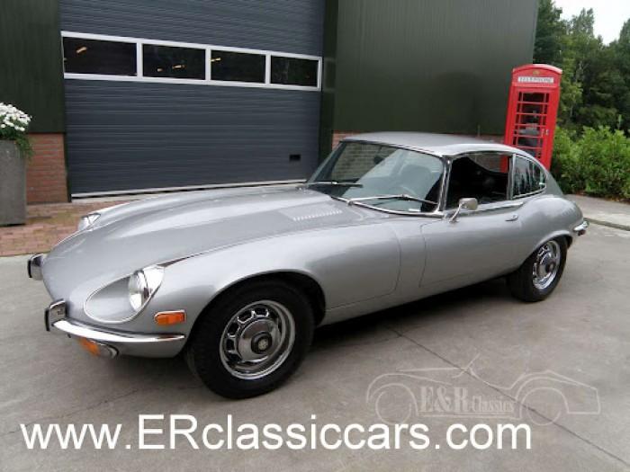 Jaguar 1971 eladó
