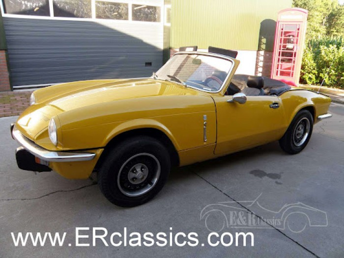 Triumph 1978 for sale
