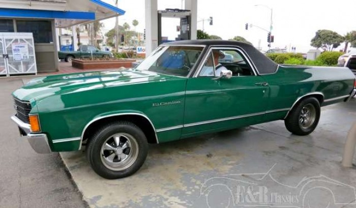 Chevrolet 1972 for sale