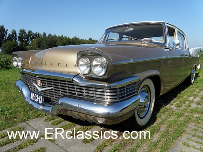 Studebaker 1958 προς πώληση