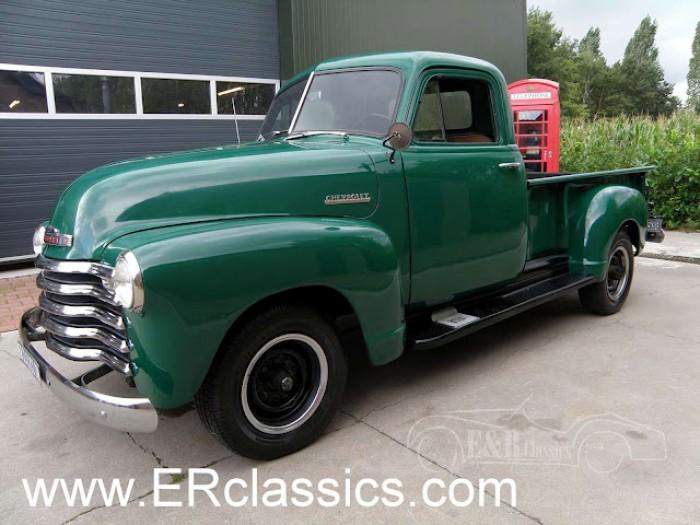 Chevrolet 1951 eladó
