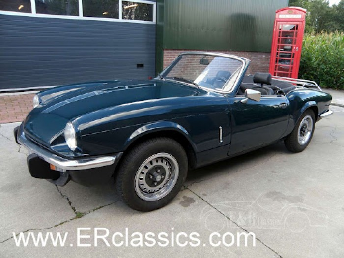 Triumph 1977 for sale