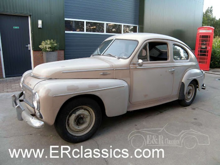 Volvo 1958 for sale