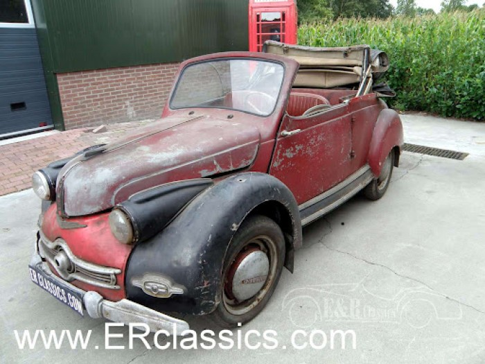Panhard 1950 for sale