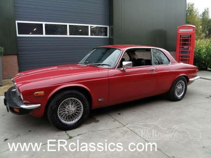 Jaguar 1977 na sprzedaż