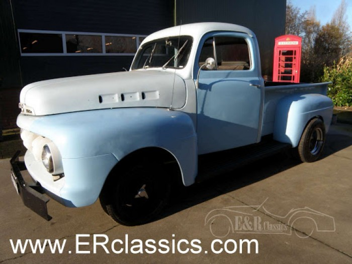 Ford 1951 for sale