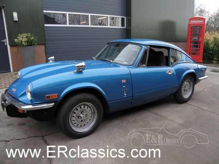 Triumph 1971 for sale