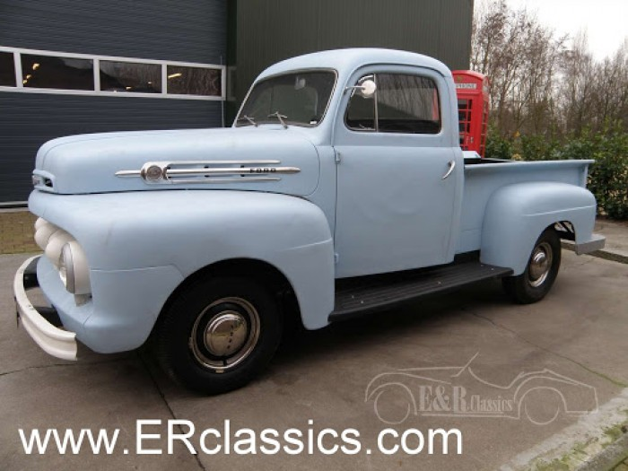 Ford 1952 for sale