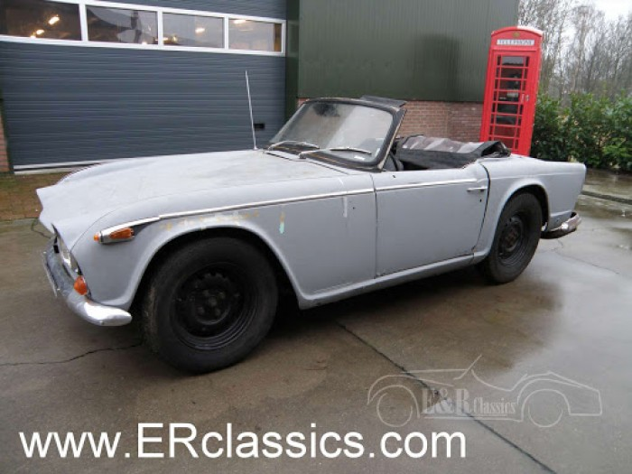 Triumph 1968 for sale