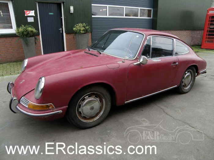 Porsche 1966 de vânzare