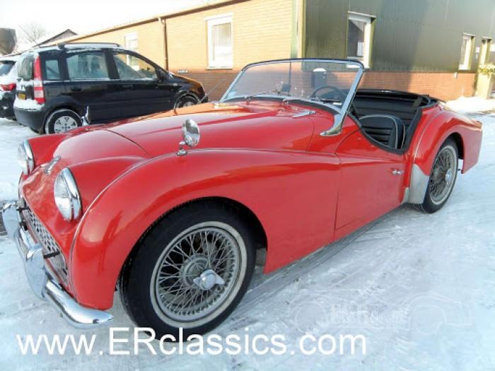 Triumph 1962 for sale