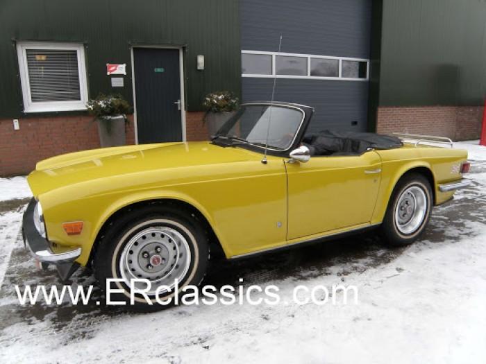 Triumph 1974 for sale