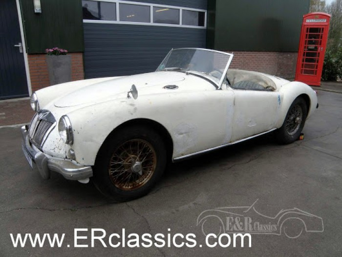 MG 1958 na sprzedaż