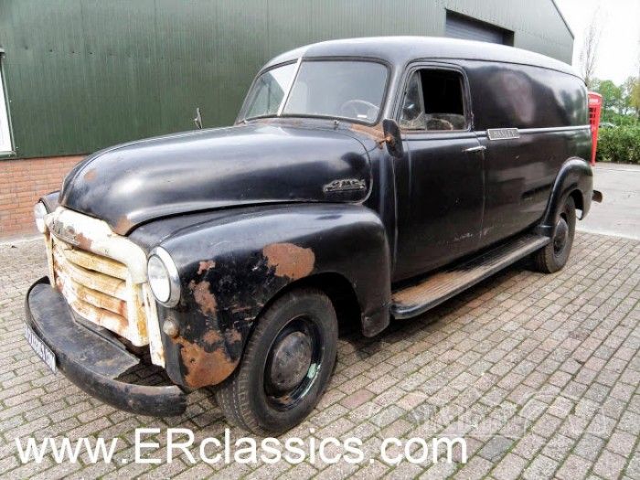GMC 1952 for sale