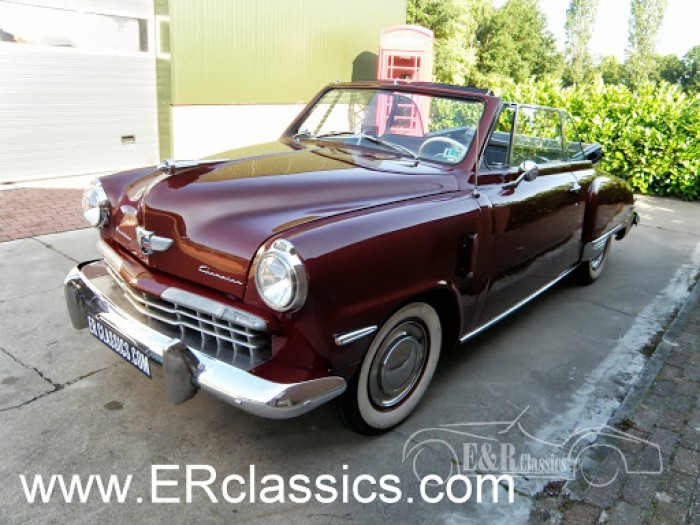 Studebaker 1949 for sale