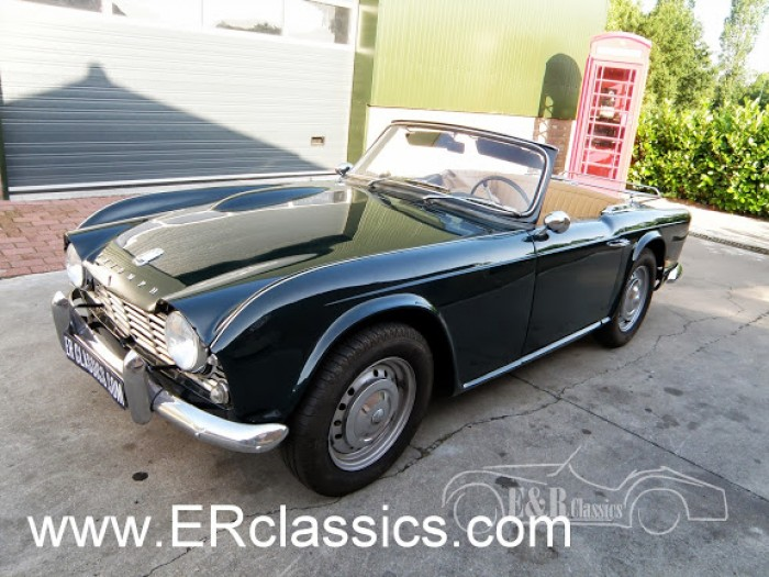 Triumph 1962 for sale